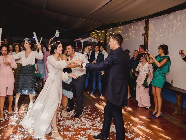 La boda de Arturo y Amaya en Villarrubia De Los Ojos, Ciudad Real 140