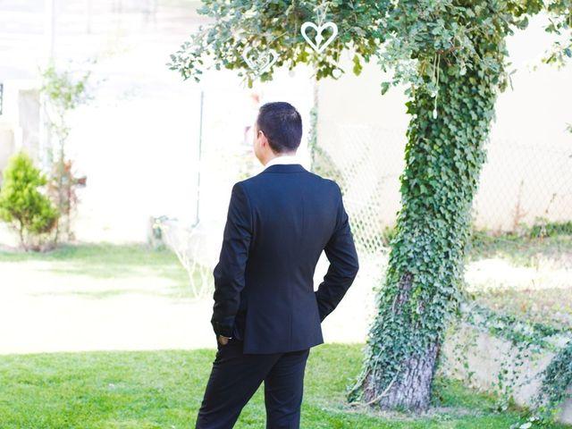 La boda de Javier  y Patricia en Canet D'adri, Girona 1
