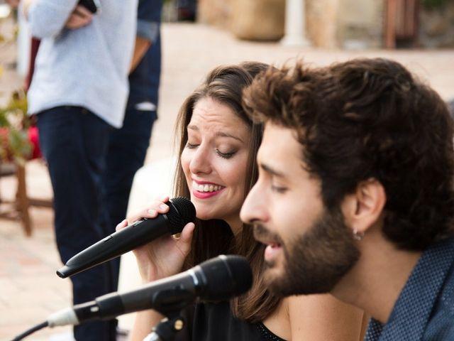 La boda de Javier  y Patricia en Canet D'adri, Girona 11