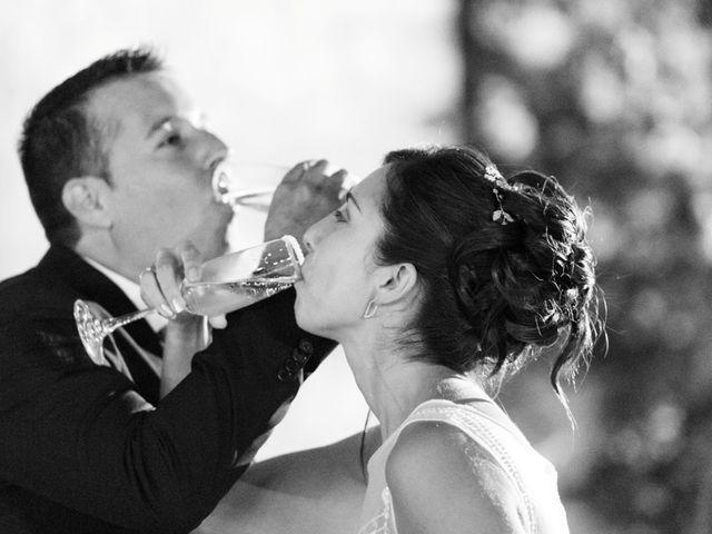 La boda de Javier  y Patricia en Canet D'adri, Girona 13