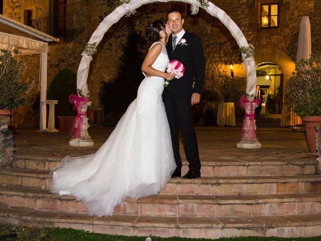 La boda de Javier  y Patricia en Canet D'adri, Girona 15