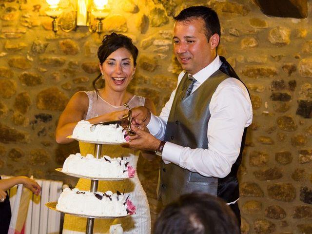 La boda de Javier  y Patricia en Canet D'adri, Girona 16