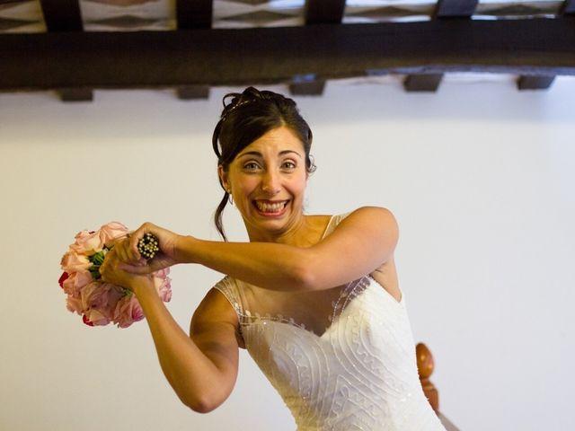 La boda de Javier  y Patricia en Canet D'adri, Girona 17