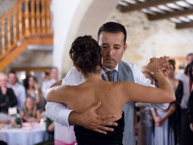 La boda de Javier  y Patricia en Canet D'adri, Girona 19