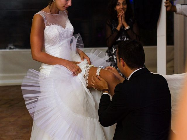 La boda de Javier  y Patricia en Canet D'adri, Girona 20