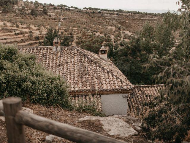 La boda de Abi y Alberto en La Zubia, Granada 1