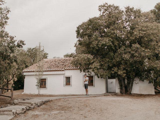 La boda de Abi y Alberto en La Zubia, Granada 2