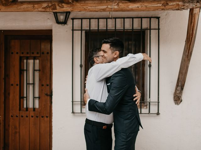 La boda de Abi y Alberto en La Zubia, Granada 22