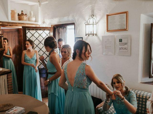 La boda de Abi y Alberto en La Zubia, Granada 30