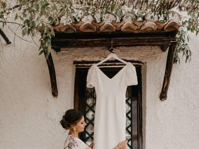 La boda de Abi y Alberto en La Zubia, Granada 39
