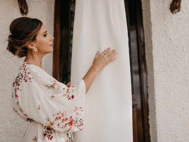 La boda de Abi y Alberto en La Zubia, Granada 41