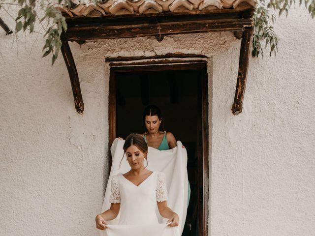 La boda de Abi y Alberto en La Zubia, Granada 56
