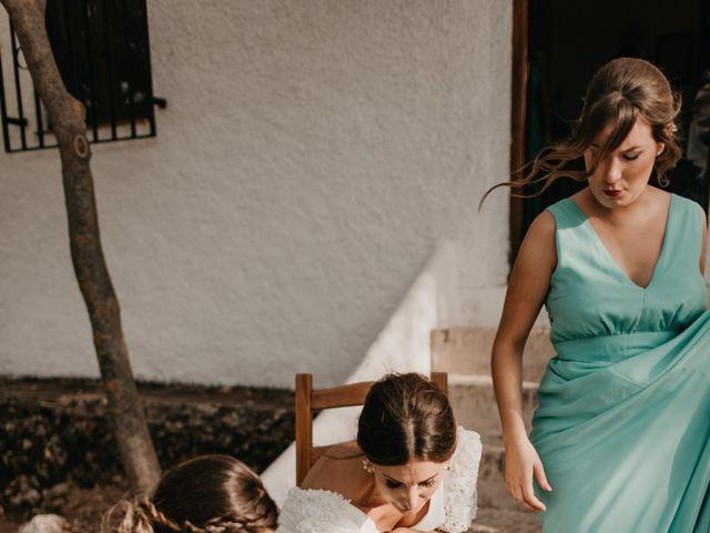 La boda de Abi y Alberto en La Zubia, Granada 57