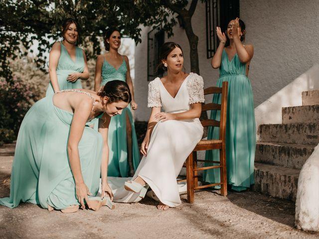 La boda de Abi y Alberto en La Zubia, Granada 58