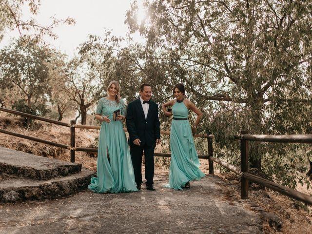 La boda de Abi y Alberto en La Zubia, Granada 59
