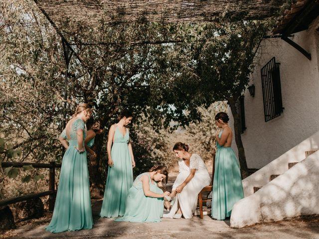 La boda de Abi y Alberto en La Zubia, Granada 60
