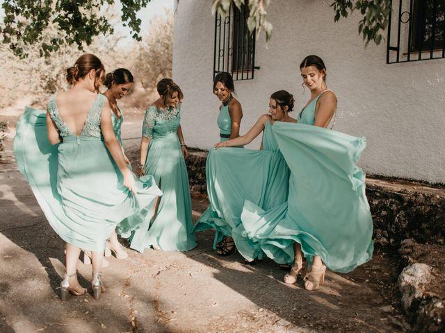 La boda de Abi y Alberto en La Zubia, Granada 75