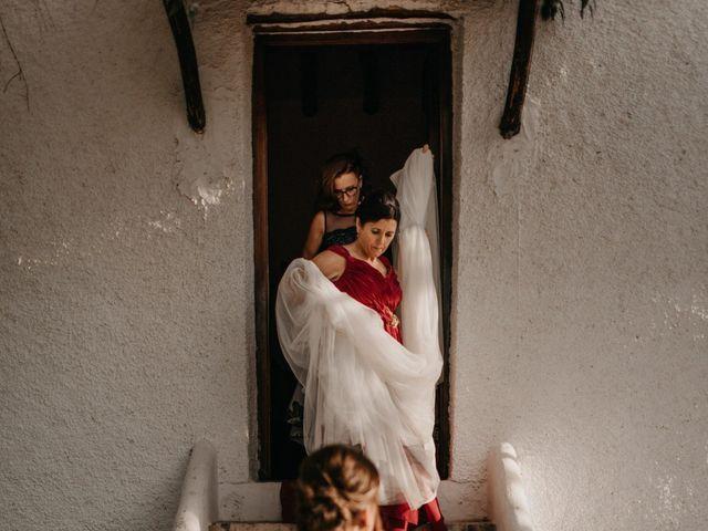 La boda de Abi y Alberto en La Zubia, Granada 76