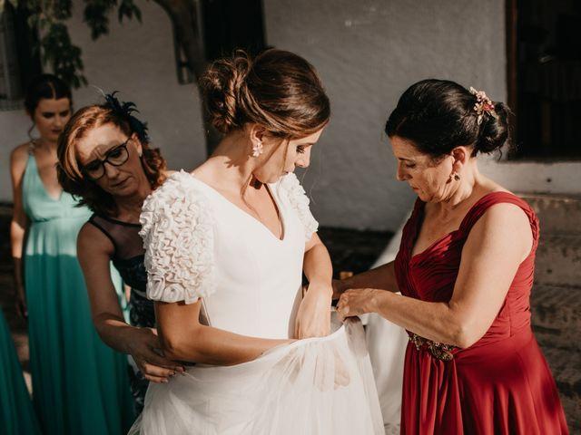 La boda de Abi y Alberto en La Zubia, Granada 77