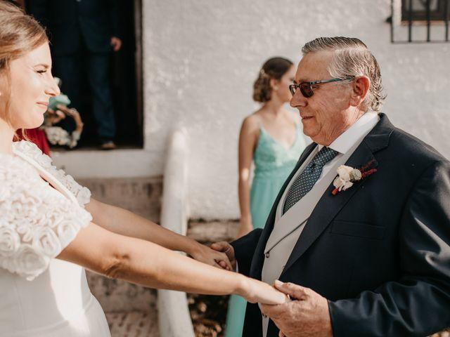 La boda de Abi y Alberto en La Zubia, Granada 80