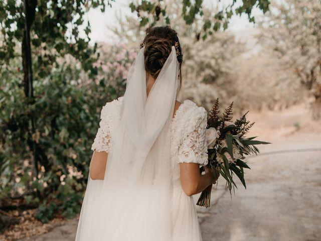 La boda de Abi y Alberto en La Zubia, Granada 84