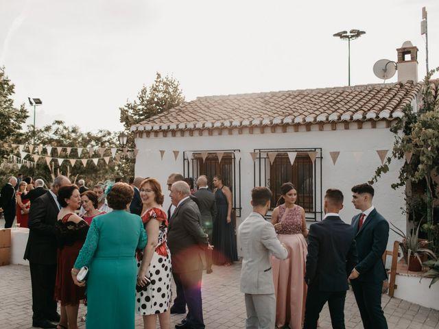 La boda de Abi y Alberto en La Zubia, Granada 86