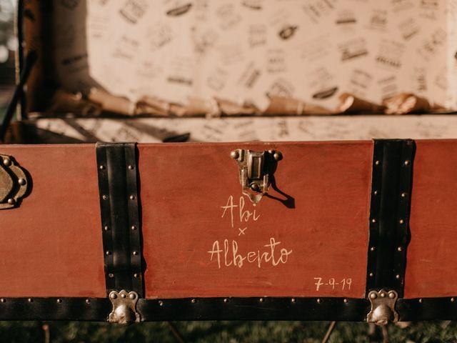 La boda de Abi y Alberto en La Zubia, Granada 87