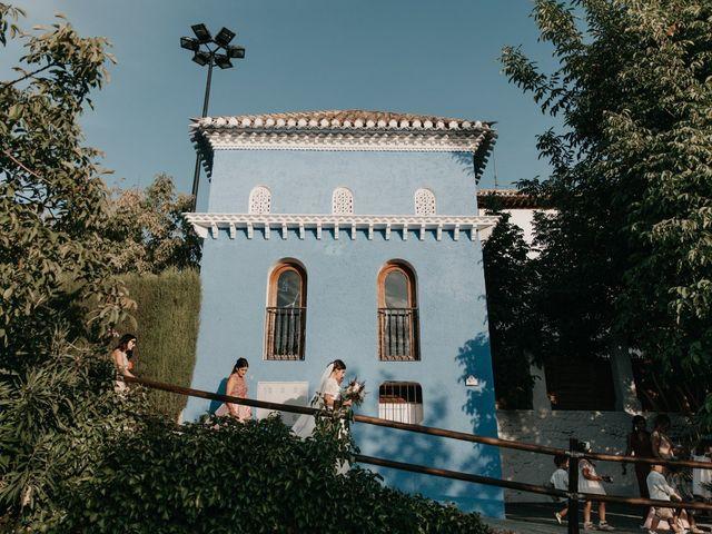 La boda de Abi y Alberto en La Zubia, Granada 105