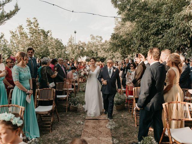 La boda de Abi y Alberto en La Zubia, Granada 106