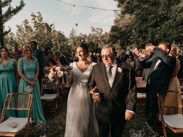 La boda de Abi y Alberto en La Zubia, Granada 107
