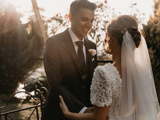 La boda de Abi y Alberto en La Zubia, Granada 110