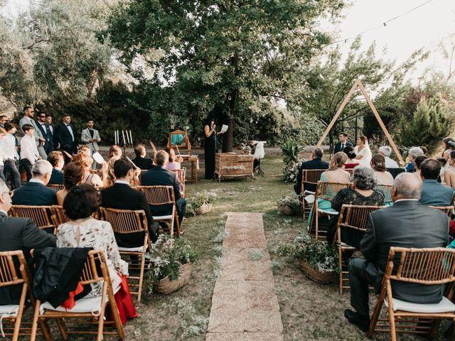 La boda de Abi y Alberto en La Zubia, Granada 115