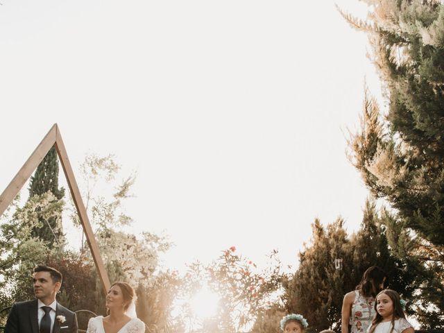La boda de Abi y Alberto en La Zubia, Granada 122
