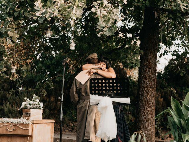 La boda de Abi y Alberto en La Zubia, Granada 130