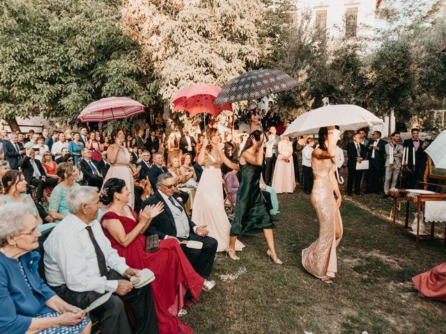 La boda de Abi y Alberto en La Zubia, Granada 131
