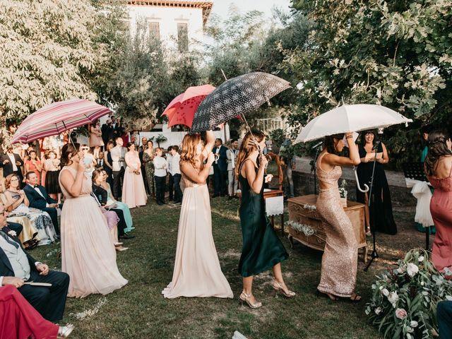 La boda de Abi y Alberto en La Zubia, Granada 132
