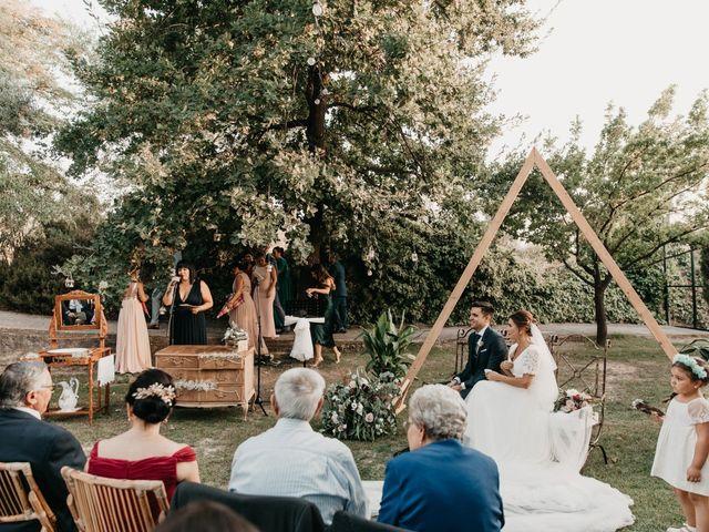 La boda de Abi y Alberto en La Zubia, Granada 135