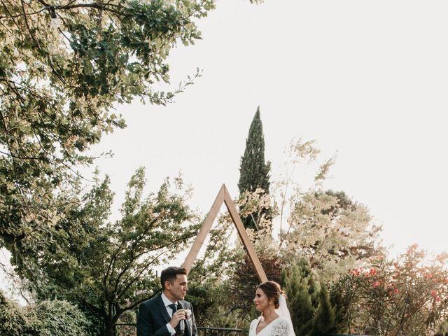 La boda de Abi y Alberto en La Zubia, Granada 139