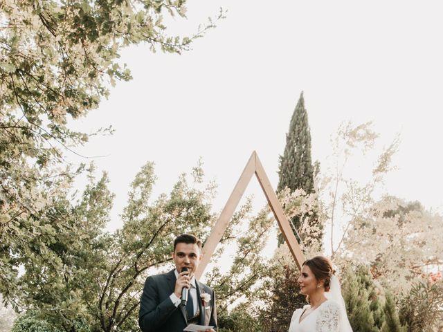 La boda de Abi y Alberto en La Zubia, Granada 140