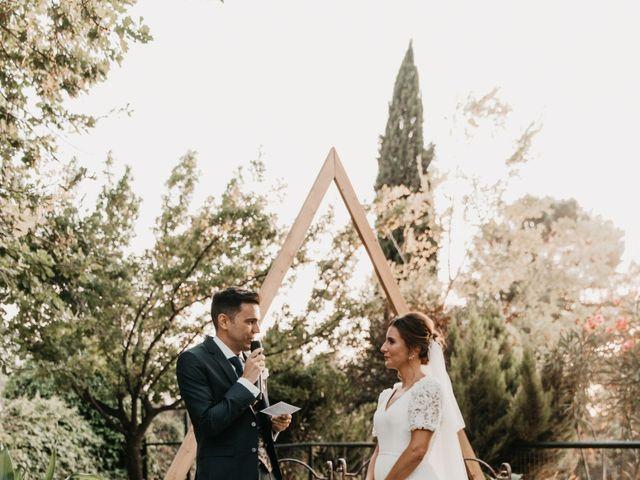 La boda de Abi y Alberto en La Zubia, Granada 142