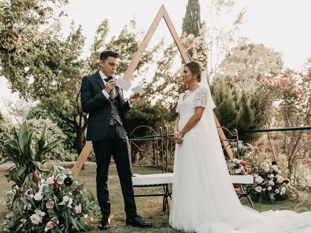 La boda de Abi y Alberto en La Zubia, Granada 143