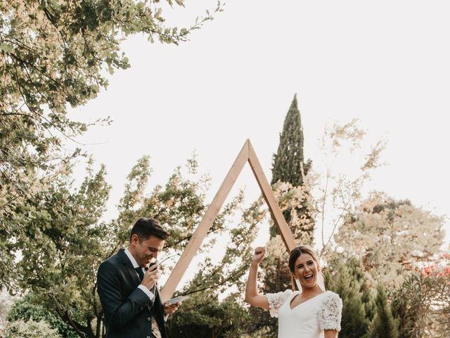 La boda de Abi y Alberto en La Zubia, Granada 144