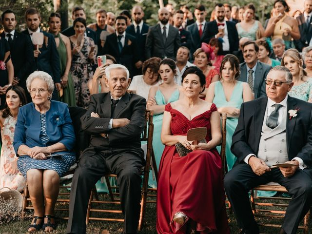 La boda de Abi y Alberto en La Zubia, Granada 146