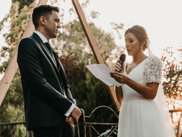 La boda de Abi y Alberto en La Zubia, Granada 148