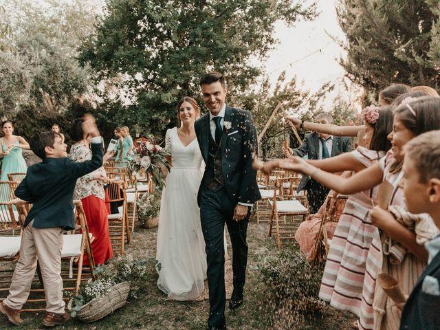 La boda de Abi y Alberto en La Zubia, Granada 153