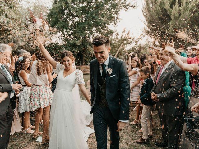 La boda de Abi y Alberto en La Zubia, Granada 155
