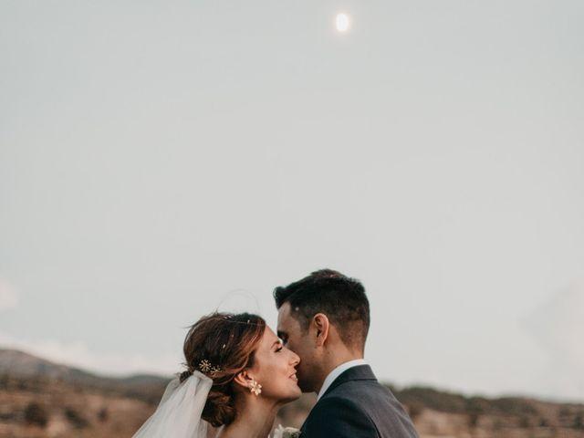 La boda de Abi y Alberto en La Zubia, Granada 171