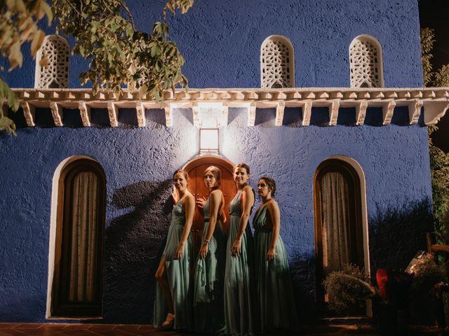 La boda de Abi y Alberto en La Zubia, Granada 189