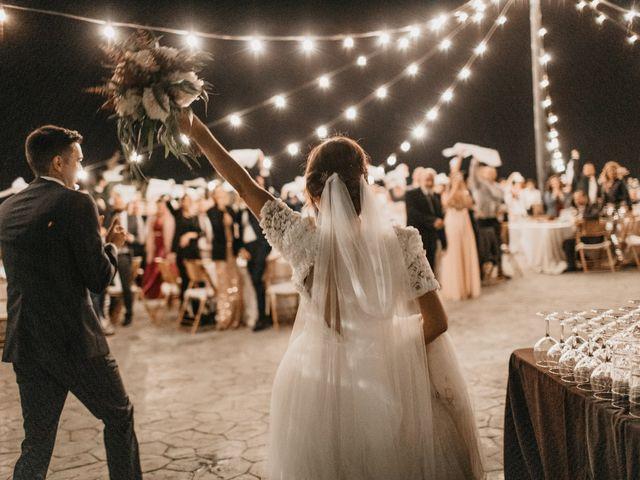La boda de Abi y Alberto en La Zubia, Granada 190