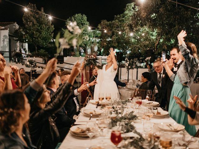 La boda de Abi y Alberto en La Zubia, Granada 201